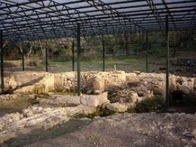gallery/acharavi ruins of roman bath